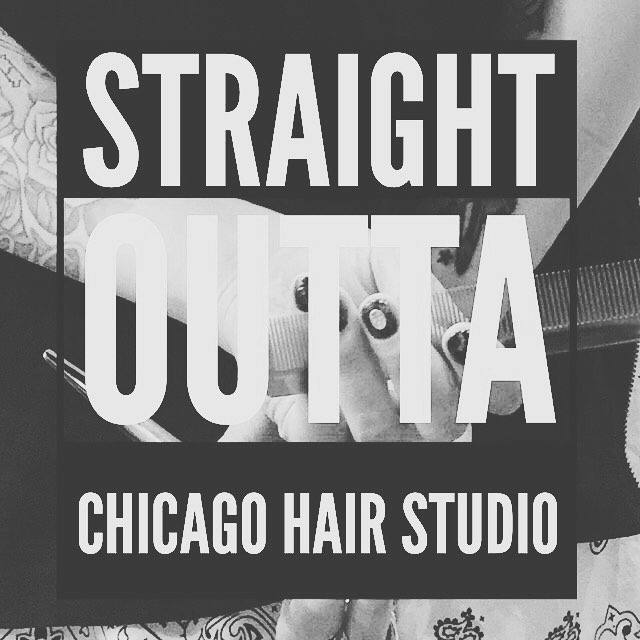STRAIGHT OUTTA CHICAGO HAIR STUDIO !!#chicago_hair_studio#straightoutta#豊橋#豊橋美容院#美容師#美容院