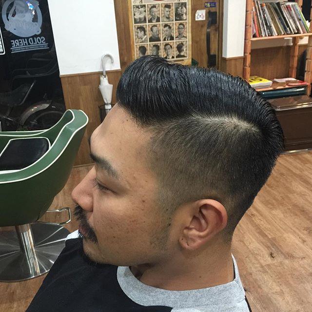 pomp Hair !!