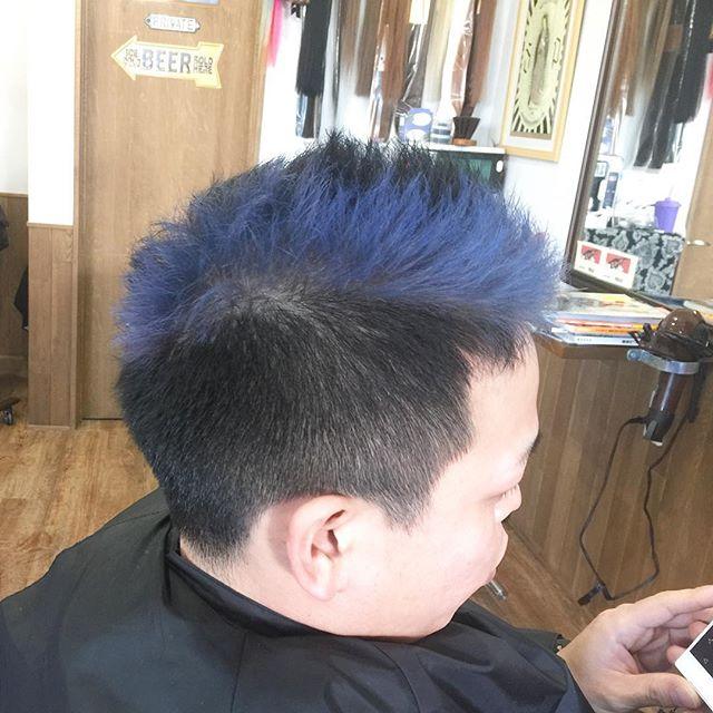 BLUE COLOR!!