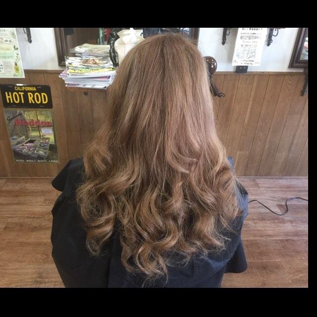 ベージュアッシュ!!#hairstyle#haircolor#chicago_hair_studio#haircut#hairset#豊橋#豊橋美容院#美容師#散髪#床屋#barber#シカゴスタイル#chicagohairstudio
