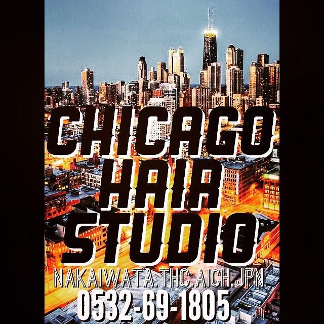 CHICAGO HAIR STUDIO豊橋市中岩田5丁目6-4 D0532-69-1805#hairstyle#haircolor#chicago_hair_studio#haircut#hairset#豊橋#豊橋美容院#美容師#散髪#床屋#barber#シカゴスタイル#chicagohairstudio