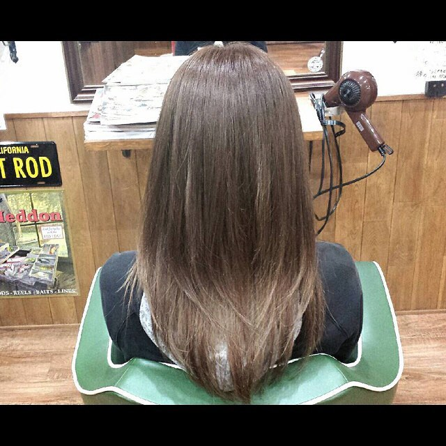 Hair color !!##hairstyle#haircolor#chicago_hair_studio#haircut#hairset#豊橋#豊橋美容院#美容師#散髪#床屋#barber#シカゴスタイル#chicagohairstudio