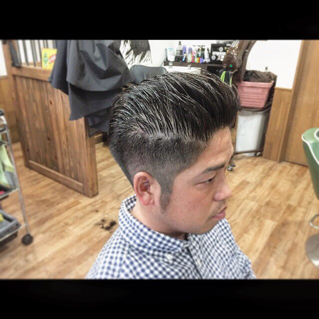 men's hair cut !!#hairstyle#haircolor#chicago_hair_studio#menshair#menshaircut#haircut#hairset#豊橋#豊橋美容院#美容師#散髪#床屋#barber#シカゴスタイル#chicagohairstudio