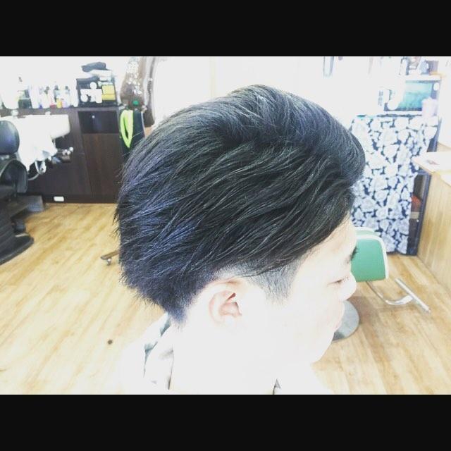 cut!!#hairstyle#haircolor#chicago_hair_studio#haircut#hairset#豊橋#豊橋美容院#美容師#散髪#床屋#barber#シカゴスタイル#chicagohairstudio#menshair#menshairstyle#髪型#メンズヘア#ヘアカット