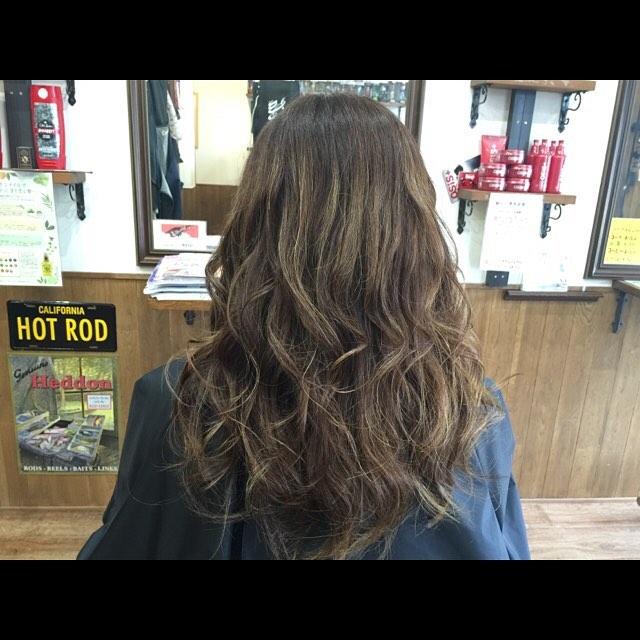 hair color & hair cut & hair curl !!!#hairstyle#haircolor#chicago_hair_studio#haircut#hairset#豊橋#豊橋美容院#美容師#散髪#床屋#barber#シカゴスタイル#chicagohairstudio