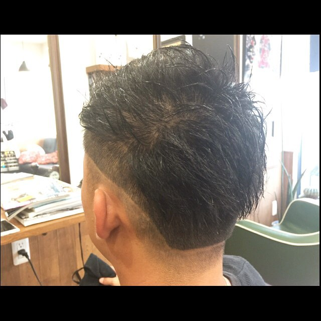 3block cut !!!#hairstyle#haircolor#chicago_hair_studio#haircut#hairset#豊橋#豊橋美容院#美容師#散髪#床屋#barber#シカゴスタイル#chicagohairstudio#mens#menshair#menshaircuts