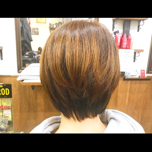 hair cut!!! #hairstyle#haircolor#chicago_hair_studio#haircut#hairset#豊橋#豊橋美容院#美容師#散髪#床屋#barber#シカゴスタイル#chicagohairstudio