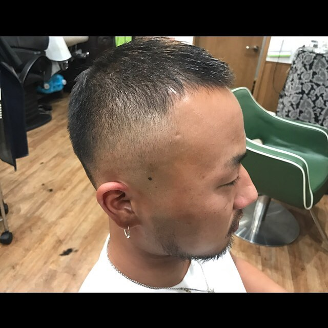 fadestyle !! #fadecut#fadestyle#hairstyle#haircolor#chicago_hair_studio#haircut#hairset#豊橋#豊橋美容院#美容師#散髪#床屋#barber#シカゴスタイル#chicagohairstudio