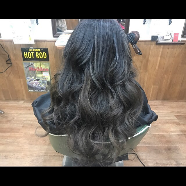 hair color !!!##hairstyle#haircolor#chicago_hair_studio#haircut#hairset#豊橋#豊橋美容院#美容師#散髪#床屋#barber#シカゴスタイル#chicagohairstudio