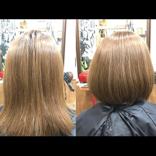 bob hair !!!#hairstyle#haircolor#chicago_hair_studio#haircut#hairset#豊橋#豊橋美容院#美容師#散髪#床屋#barber#シカゴスタイル#chicagohairstudio#barberstyle#barbershop#wahl#wahlpro#menshair#hairstyle#bobhaircut#bob#ヘアカット#ボブ