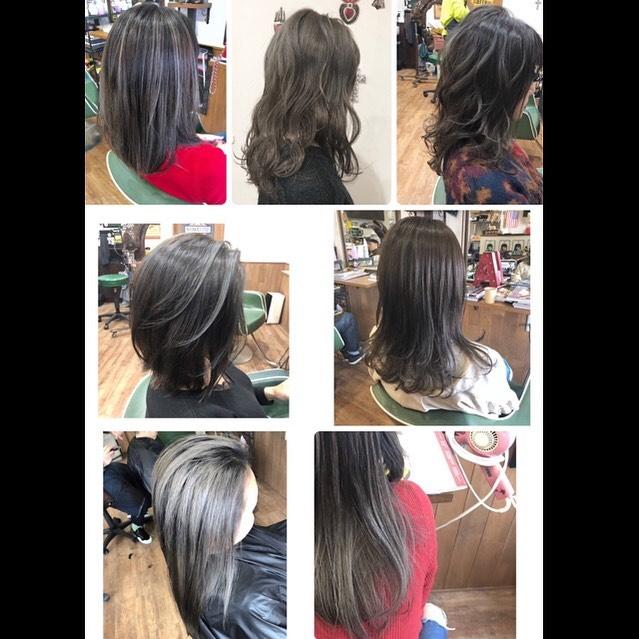 .ASH&GREY.#豊橋美容室#豊橋#岩田#beautysalon#hairsalon#hairdresser#shorthair#middiumhair#haircut#color#designcolor#ヘアセット#カット#カラー#グラデーションカラー#ハイライトカラー#ナチュラルヘア#ハイトーンカラー#ファッションカラー#ブリーチカラー#バレイヤージュ#ハイライトカラー #ashyblonde #ashhair #greyhair #greyge#ashgreyhaircolor