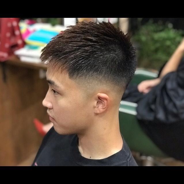 CROP CUT 🤙🤙🤙#hairsalon#beautician#愛知#hairstyle#haircut#hairset#豊橋#豊橋美容院#美容師#床屋#barber#barberstyle#barbershop#wahl#wahlpro#menshair#メンズヘア#ヘアカット#短髪#フェード#フェードカット#getithombre#barberlife#ヘアスタイル#ヘアセット#fade#ストリート#cropcut#クロップ