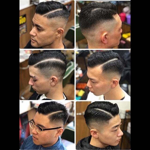 .side part hair︎.#豊橋美容室#豊橋#岩田#beautysalon#hairsalon#hairdresser#shorthair#middiumhair#haircut#sidepartcut #menscut #mendsstyle#designcolor#fadehaircut #fadecut#フェードカット#メンズカット#フェードスタイル #サイドパート