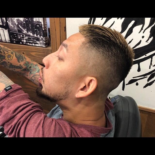.CHICAGO HAIR STUDIOMASTERもCROP CUT!メンテナンス︎︎︎.#hairsalon#beautician#愛知#hairstyle#haircut#hairset#豊橋#豊橋美容院#美容師#床屋#barber#barberstyle#barbershop#wahl#wahlpro#menshair#メンズヘア#ヘアカット#短髪#フェード#フェードカット#getithombre#barberlife#ヘアスタイル#ヘアセット#fade#ストリート#cropcut#クロップスタイル #クロップ