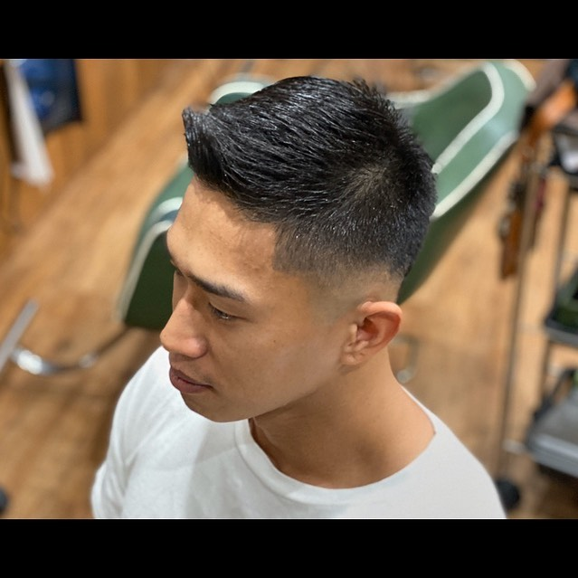 SIDE PART#hairsalon#beautician#愛知#hairstyle#haircut#hairset#豊橋#豊橋美容院#美容師#床屋#barber#barberstyle#barbershop#wahl#wahlpro#menshair#メンズヘア#ヘアカット#短髪#フェード#フェードカット#getithombre#barberlife#ヘアスタイル#ヘアセット#fade#サイドパート#sidepart