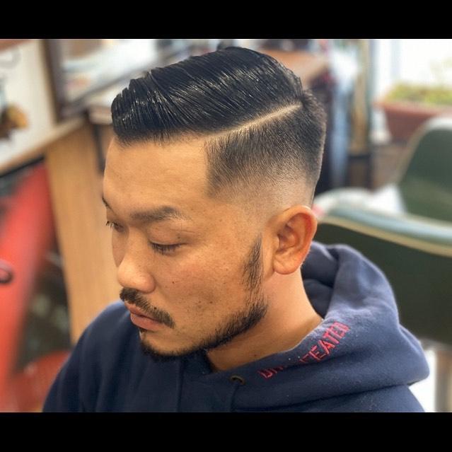 HARD PART今週は予約いっぱいです️来週からの予約よろしくお願いします#hairsalon#beautician#愛知#hairstyle#haircut#hairset#豊橋#豊橋美容院#美容師#床屋#barber#barberstyle#barbershop#wahl#wahlpro#menshair#メンズヘア#ヘアカット#短髪#フェード#フェードカット#getithombre#barberlife#ヘアスタイル#ヘアセット#fade#hardpart#豊橋フェード